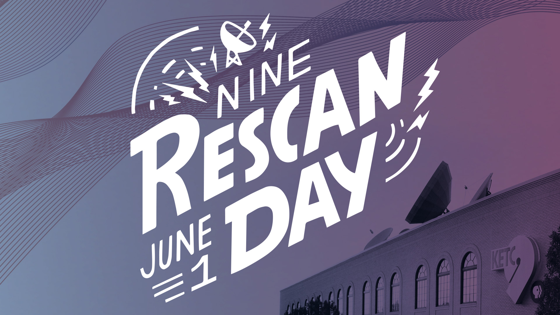 Rescan Day on June 1, 2018