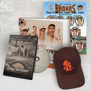 St. Louis Browns Merchandise