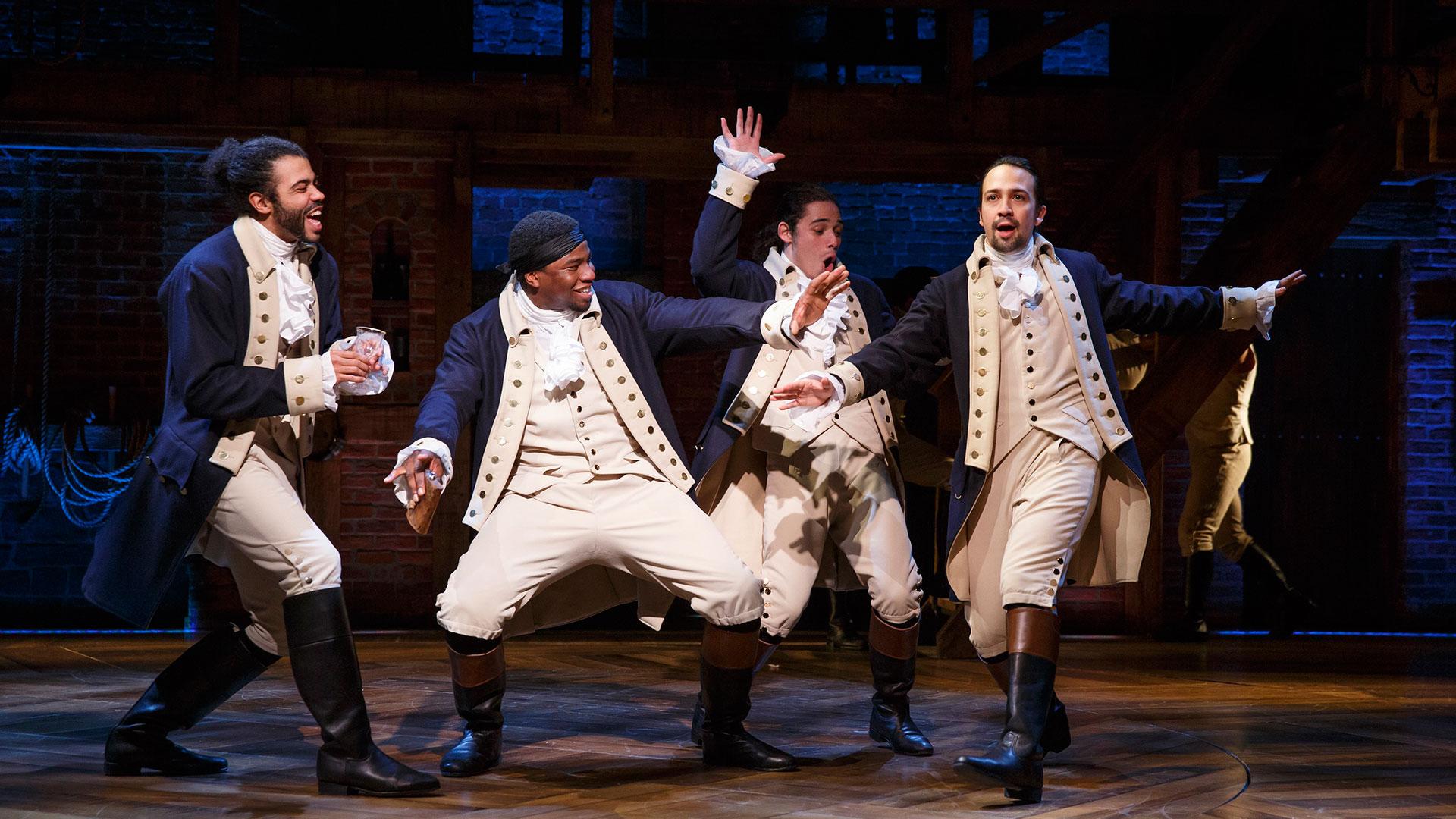 Watch Hamilton's America Online Now!