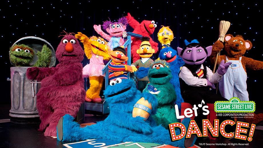 Sesame Street Live 2016