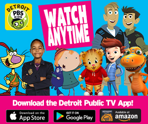 Download the DPTV app to watch kids programming wherever you are!