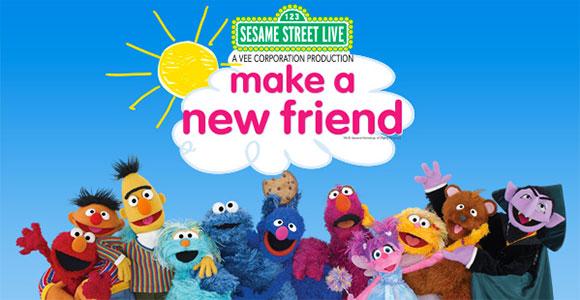 Sesame Street Live 2017