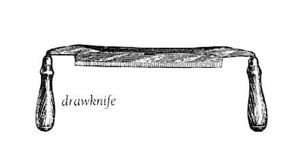 Draw knife