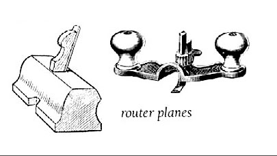 Plane, Router