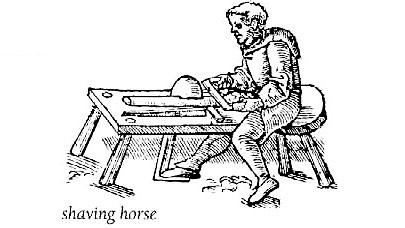 Shaving Horse
