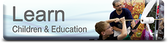children and education link banner image