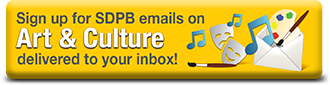 subscribe to SDPB email updates banner image