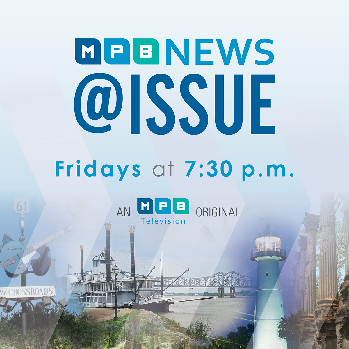 Watch @ISSUE Fridays at 7:30 PM on MPB TV.
