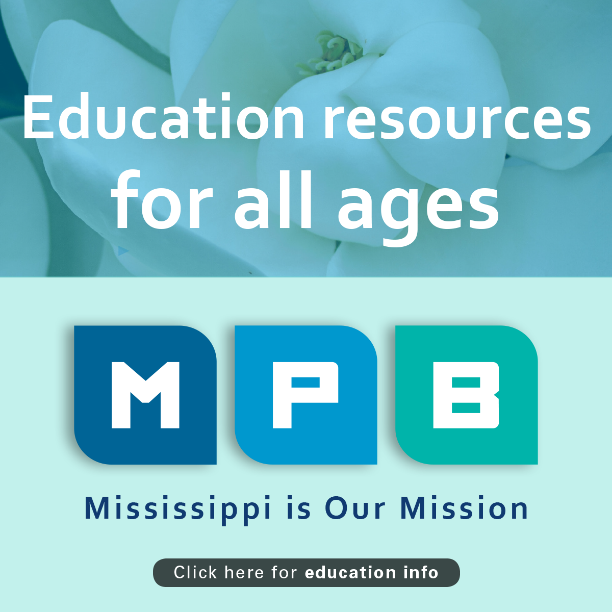 Find out more about the MPB Education Department.