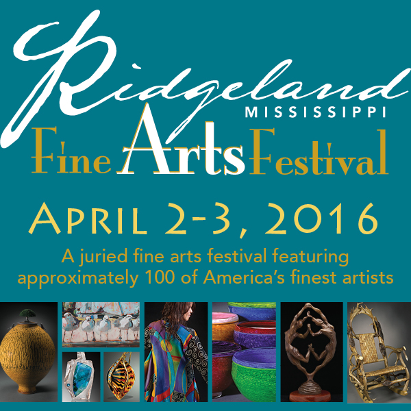Support provided by the Ridgeland Fine Arts Festival