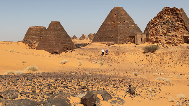 Africa's Great Civilizations: Empires of Gold/Cities