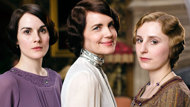 Downton Abbey Offers These 5 Parenting Lessons