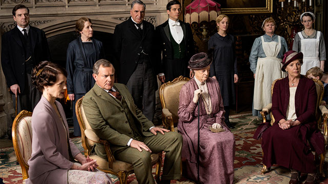 Downton Abbey 5: Sundays at 9pm