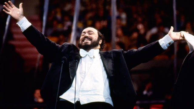 Pavarotti: A Voice for the Ages