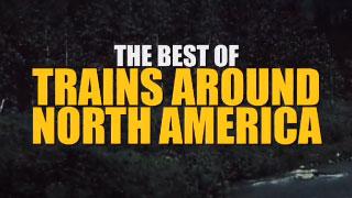 Trains Around North America