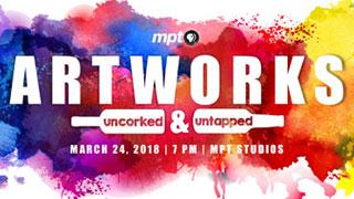 Artworks Uncorked & Untapped