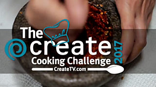 Create Cooking Challenge 2017