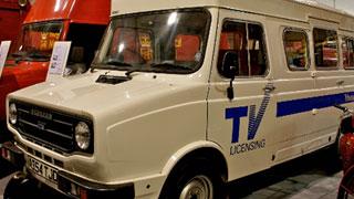 U.K. TV License Fee
