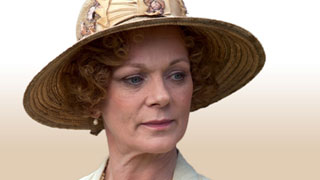 Downton Abbey's Samantha Bond