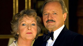 To The Manor Born's Peter Bowles