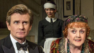 Downton Abbey's Charles Edwards appearing in Blithe Spirit