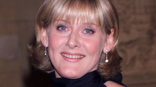 "The ""voice"" of Lark Rise to Candleford, Sarah Lancashire"