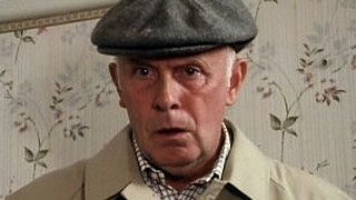 One Foot in the Grave's Richard Wilson