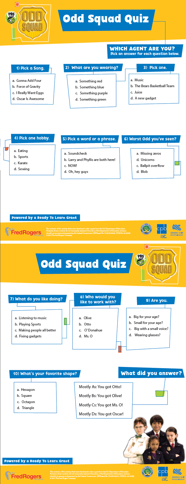 odd squad printables pbs kids programs pbs parents pbs