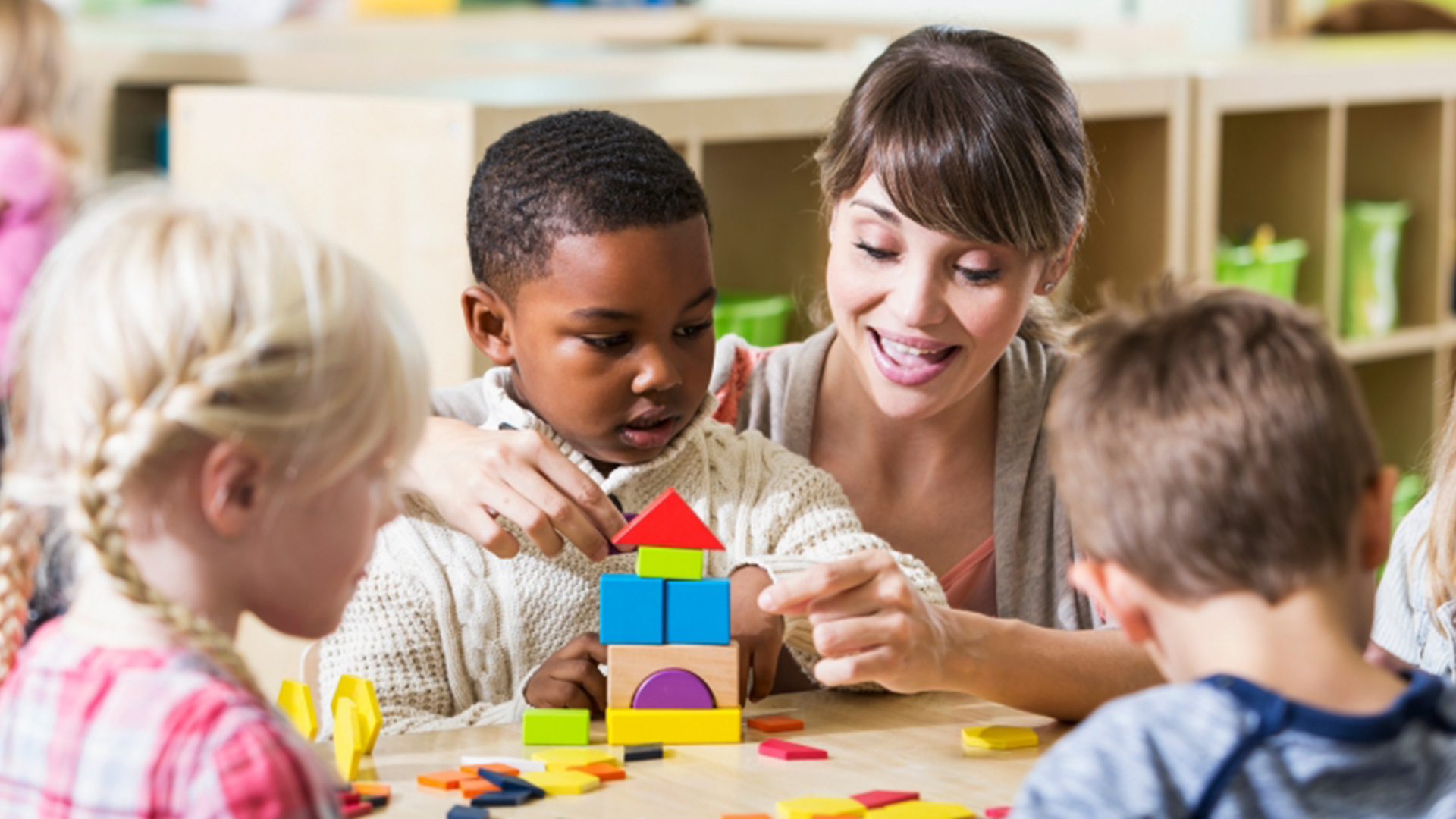 STEM in Early Childhood (Professional Development)
