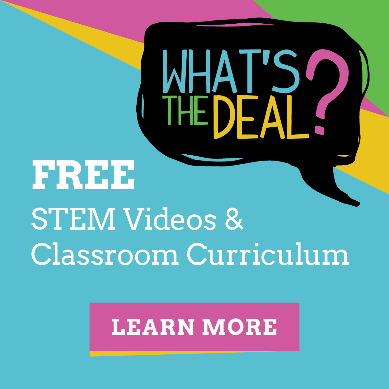 Download FREE STEM Curriculum from OETA.