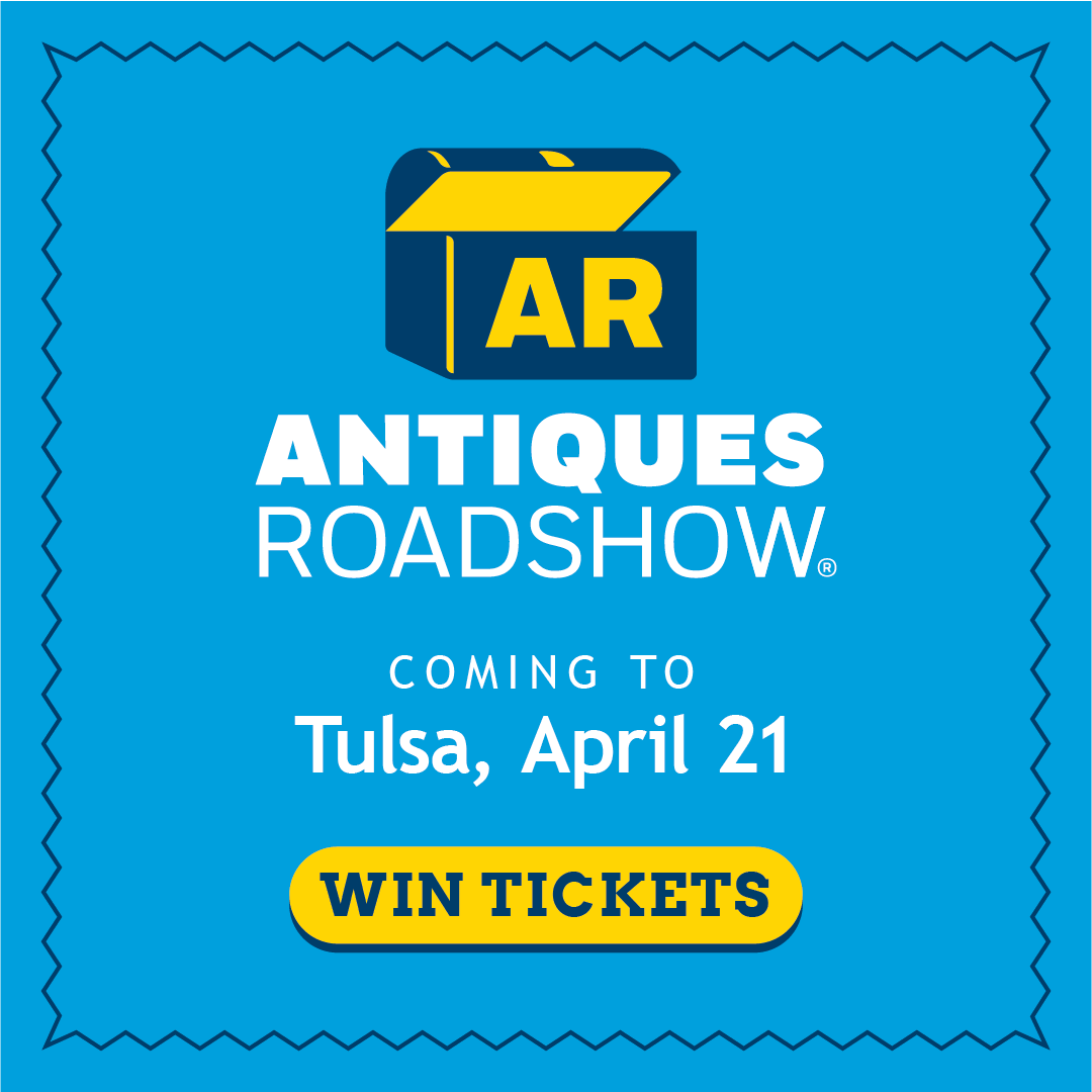 Antiques Roadshow Coming to Tulsa April 21, 2018