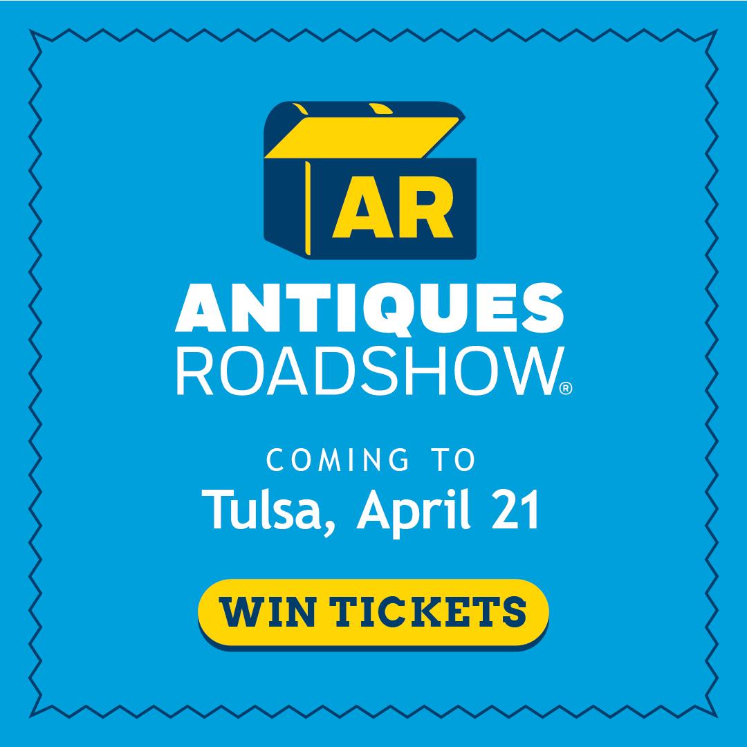 Antiques Roadshow Coming to Tulsa April 21, 2018