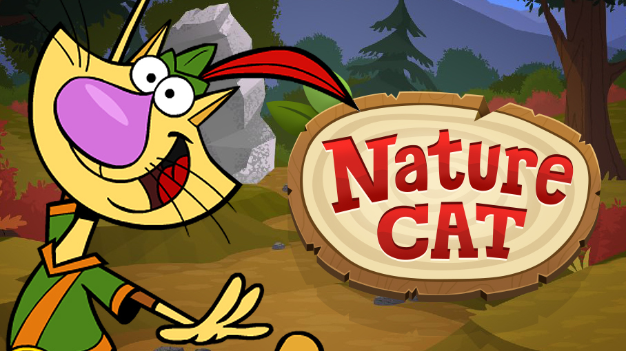 Nature Cat - DIY Projects