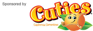 Sponsored by Cuties