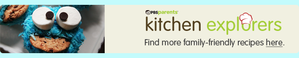 Kitchen Explorers Banner