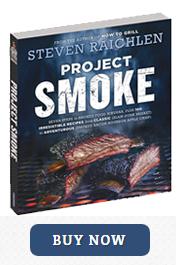Project Smoke cookbook