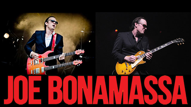 Joe Bonamassa at the Cape Cod Melody Tent