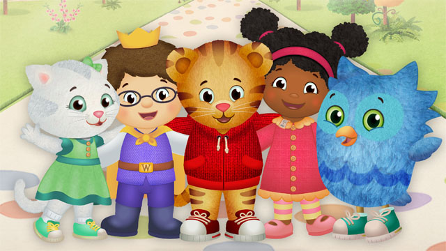 Daniel Tiger's Neighborhood Live!