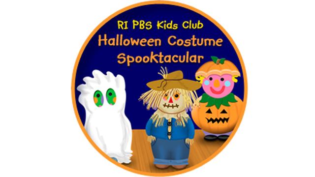 Rhode Island PBS Kids Club Halloween Costume Spooktacular