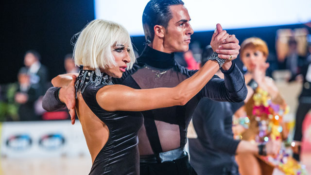 World Dancesport GrandSlam Series ~ 12/31 at 8pm