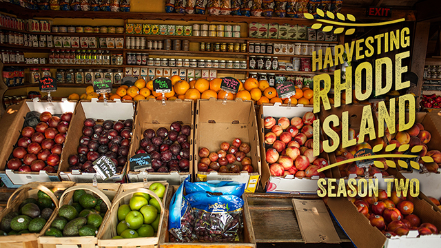 Harvesting Rhode Island ~ Thursdays at 7pm