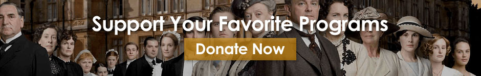Support your favorite programs. Donate now.