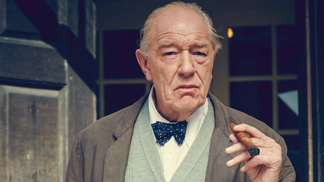 Churchill's Secret on Masterpiece ~ Friday at 9pm