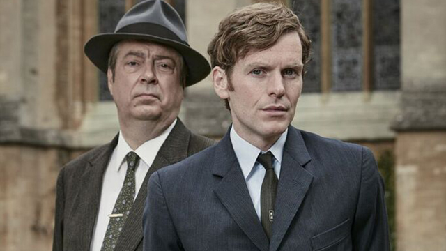 Endeavour: Ride ~ Friday at 9pm