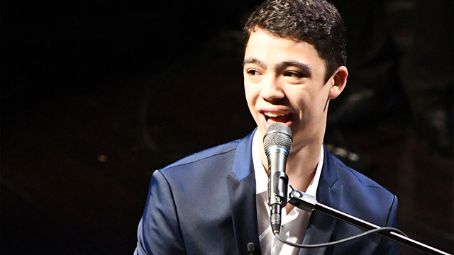 Ethan Bortnick: Generations of Music ~ Wednesday at 8pm