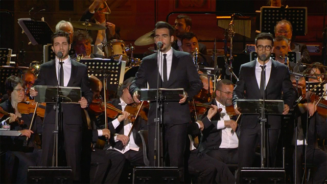 Il Volo Una Notte Magica ~ Wednesday at 8pm