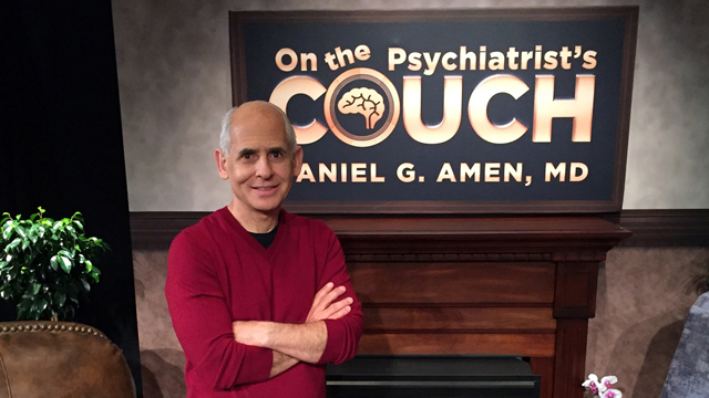 On the Psychiatrist's Couch with Daniel Amen, MD. ~ Wednesday at 8pm