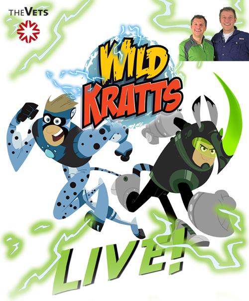The Wild Kratts Live!--