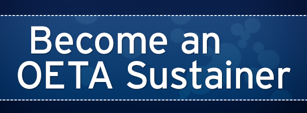 Become an OETA Sustainer