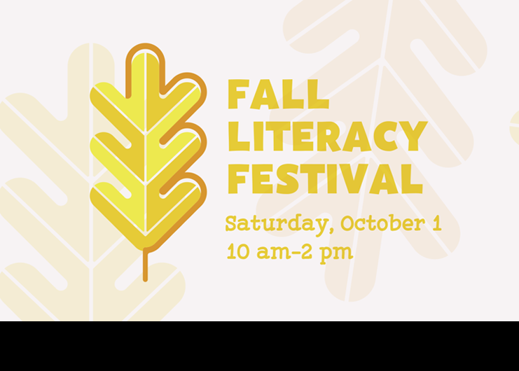 Fall Literacy Festival Coming to OKC October 1